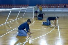 ΠΕΘΕΑ ΑΡΓΩ-2007, σχολή τυφλών