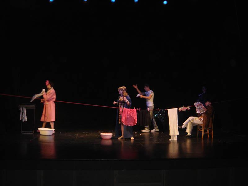 Ομάδα θεάτρου ΑΡΓΩ-Κυριακή των παπουτσιών