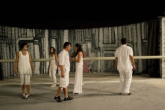 Ομάδα θεάτρου ΑΡΓΩ-2012, φεστιβάλ νέων καλλιτεχνών και οικολογίας