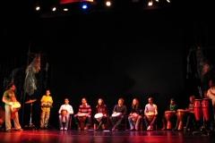 Ομάδα κρουστών ΑΡΓΩ-2008, αποφοίτηση μελών